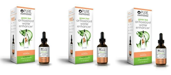Pure Greens Water Enhancer – Now In Stock