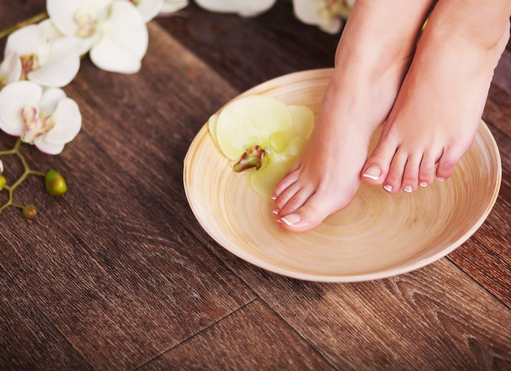 Pedicure Benefits