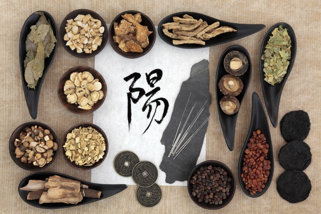 Herbs and Acupuncture