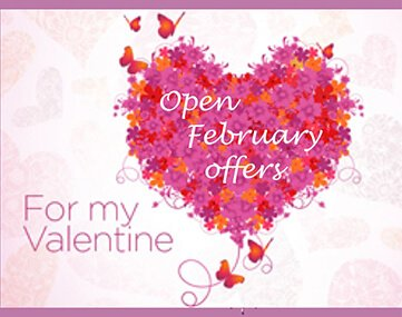 Romantic gifts take the cake for Valentines day!
