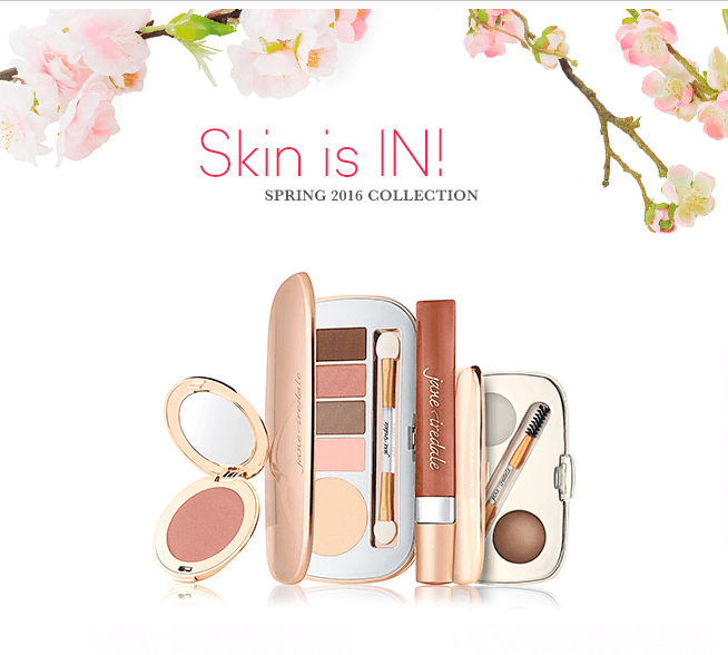Jane Iredale Organic And Gluten-Free Makeup Now Available in Boca Raton