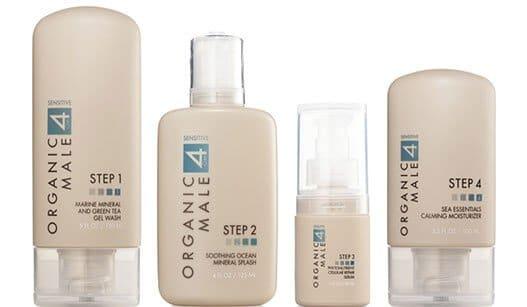 OM4men Organic Skin Care Line