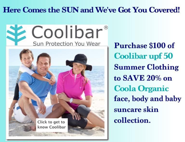 coolibar 8-16 promo