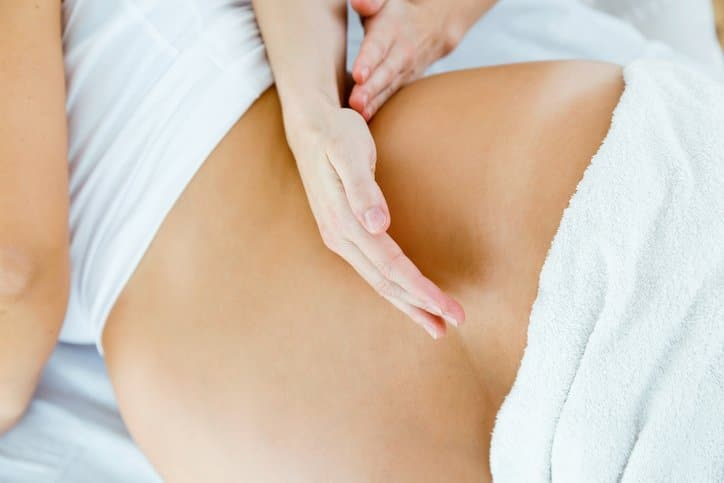 Benefits of A Pregnancy Massage