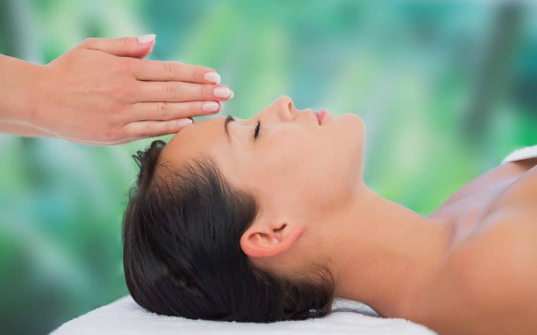 Reiki Massage Healing