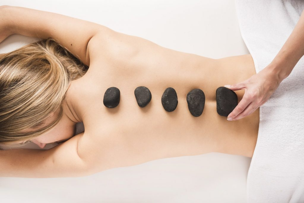 Hot Stones Spa Massage