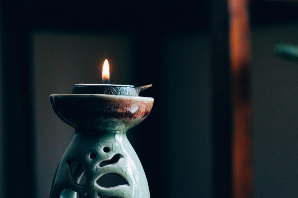 Reduce stress aromatherapy
