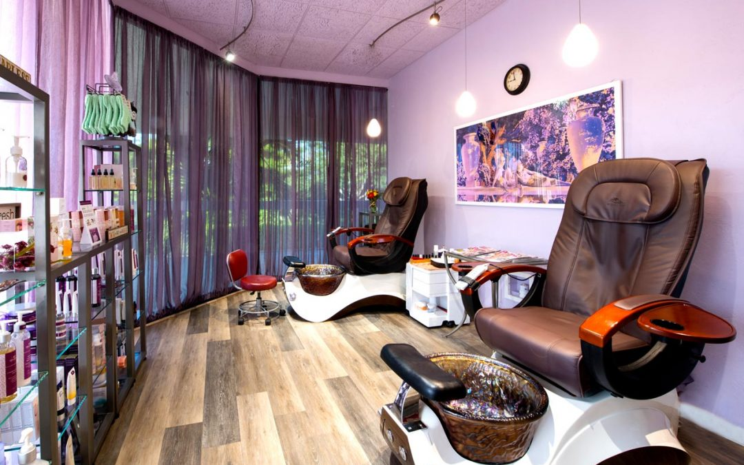 The Best Nail Salon in Boca Raton is Actually a Day Spa!
