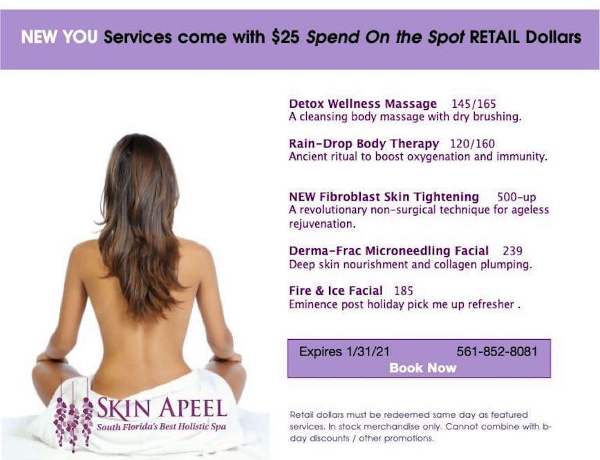 january-spa-specials-boca-raton-massage-skin-fibroblast-eminence-facials-organic-detox-stress-less